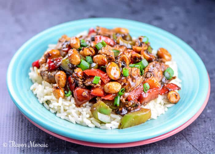 Easy Kung Pao Chicken RecipePenney Lane