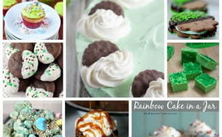 20 St Patrick's Day Sweet Treat Recipes