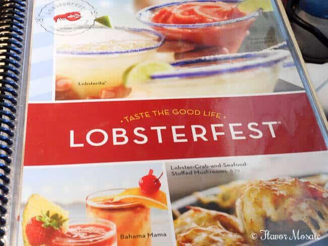 Red Lobster Lobsterfest Lobsterworthy