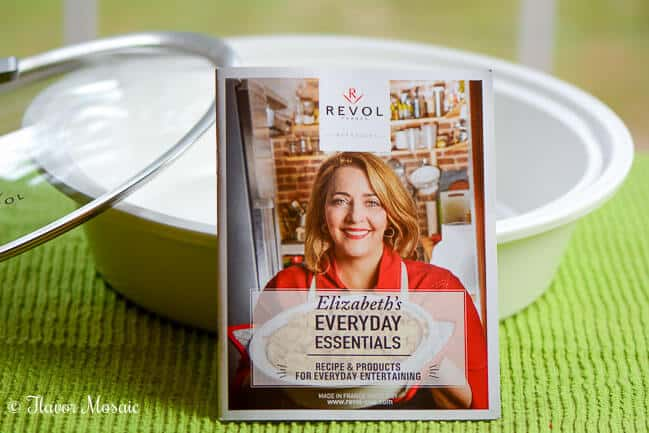 Revol Elizabeth's Everyday Essentials Covered Casserole DIsh