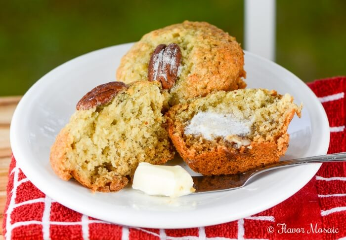 Easy Banana Nut Muffins Recipe