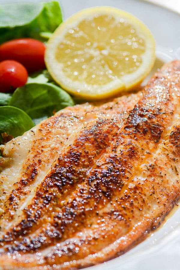 Top 14 Cajun Recipes for Mardi Gras - Cajun Blackened Catfish