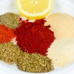 Cajun Blackening Seasoning Recipe