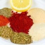 Cajun Blackening Seasoning Recipe