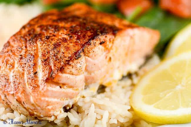 Cajun recipes salmon