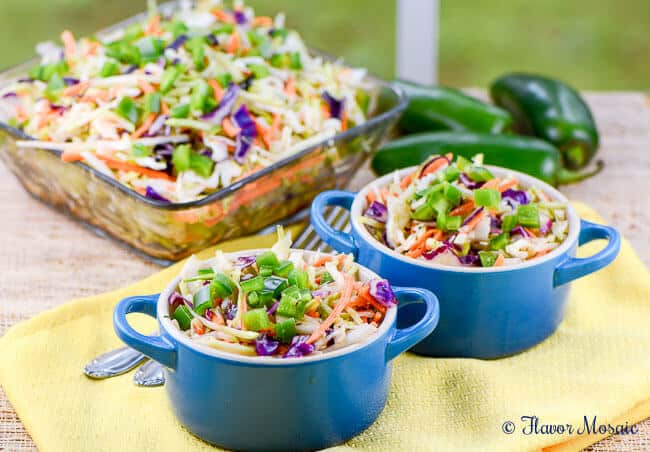 Cajun Honey Jalapeno Slaw-6