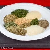 Easy Homemade Greek Seasoning Mix