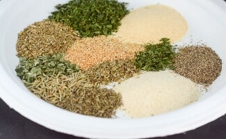 Easy Homemade Greek Seasoning Mix