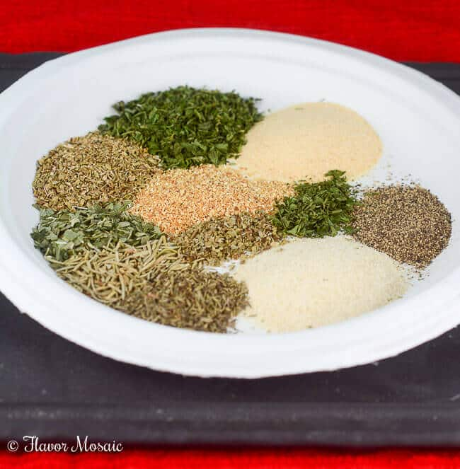 Easy Homemade Greek Seasoning Mix Recipe