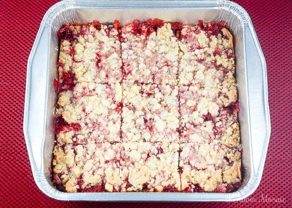 Strawberry easy recipes