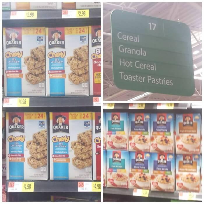 Oatmeal Pumpkin Muffins In Store Photo