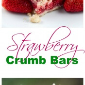 Easy Strawberry-Crumb-Bars Recipe