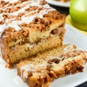 Apple Cake Cream Cheese Filling