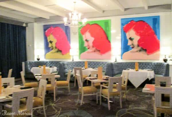 Cafe Adelaide Restaurant Dining Room New Orleans 2