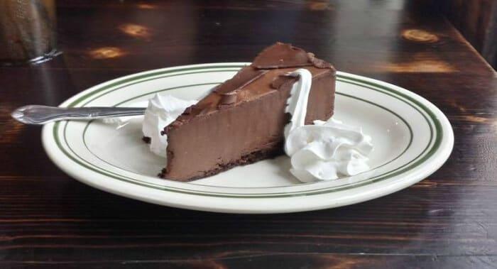 Chocolate Mousse Original Pierre Maspero's - New Orleans