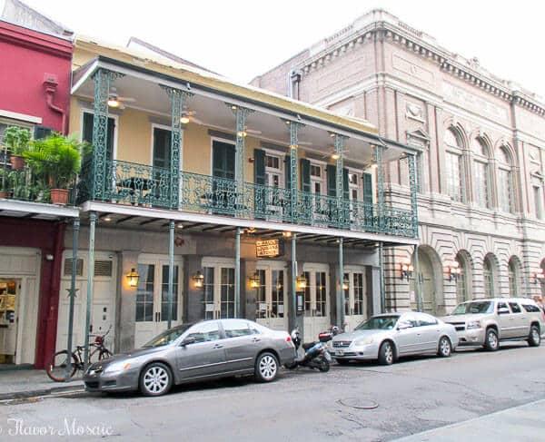 K-Paul's Louisiana Kitchen - New Orleans - Outside
