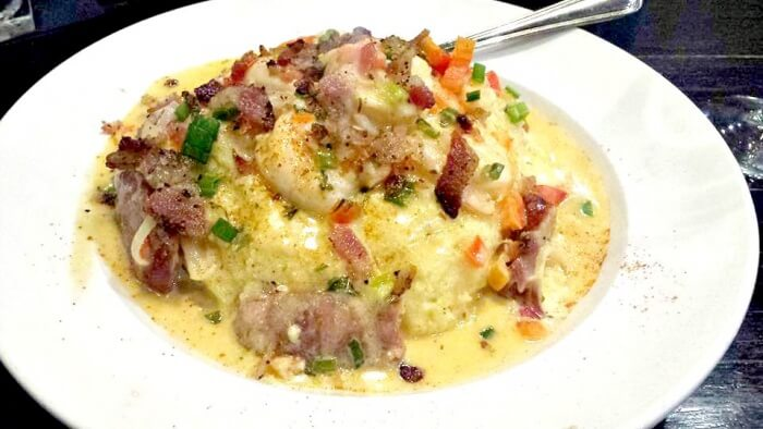 Shrimp-and-Grits-The-Republic-Grille-The-Woodlands-TX
