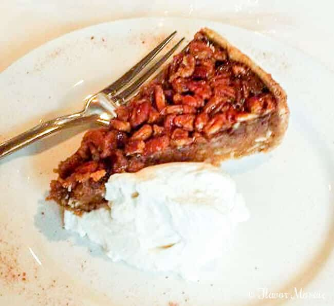 weet Potato Pecan Pie K-Paul's Louisiana Kitchen New Orleans La