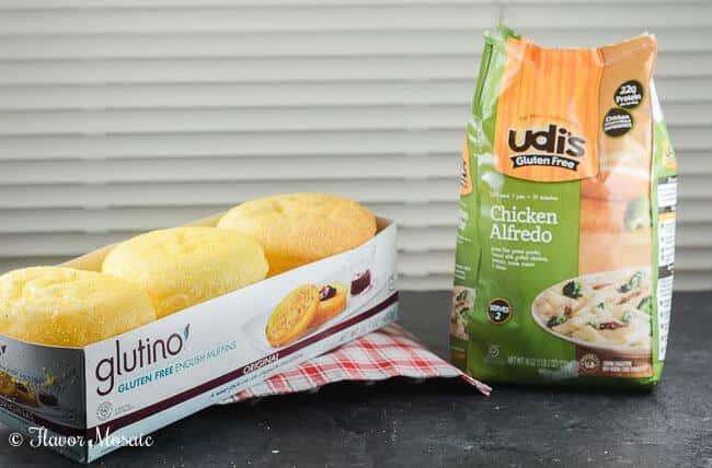 Chicken Alfredo Sliders - Udis Gluten Free Walmart