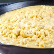 Chipotle Butternut Squash Skillet Mac 'n Cheese
