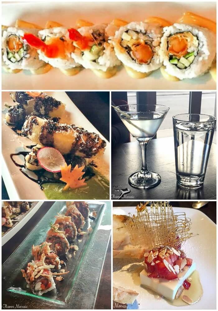 Hapa Izakaya Calgary Collage