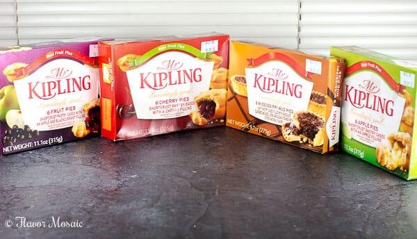 Mr Kipling Pies