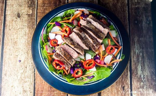 Thai Steak Salad-4