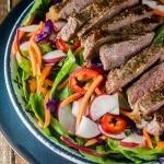 Thai Steak Salad #WeekdaySupper