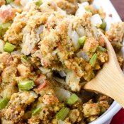 Easy Cornbread Dressing Stuffing