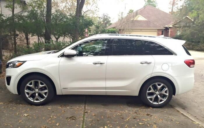 2016 Kia Sorrento SXL AWD 4cyl-4