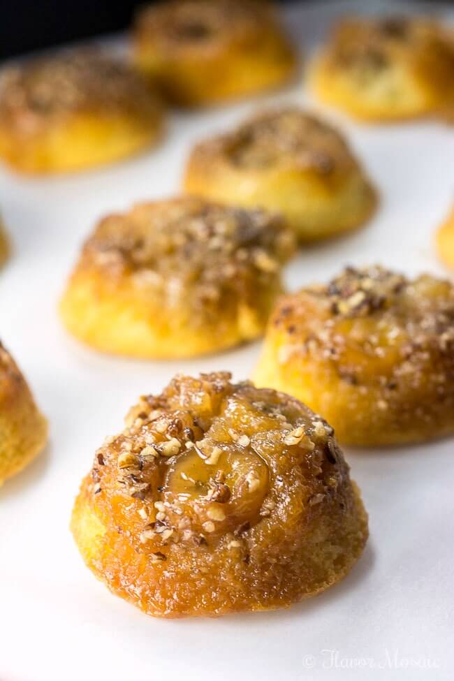 Bananas Foster Upside Down Cupcakes are easy to make upside down cupcakes made with bananas instead of pineapple, and are a perfect mini dessert for Mardi Gras (aka Fat Tuesday) or any party. Read more at https://flavormosaic.com/bananas-foster-upside-cupcakes/#BPAakH6KOOvGVEF9.99