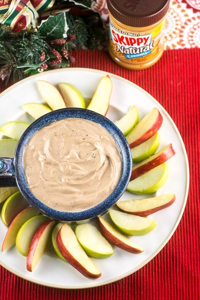 Chocolate Peanut Butter Dip-14