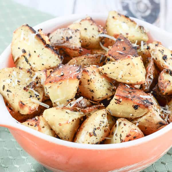Oven-Roasted-Potatoes is one of the 16 Showstopping Holiday Dinner Recipes Your Guests will Love