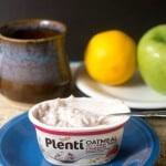 Oatmeal Meets Greek Yogurt
