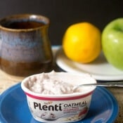 Oatmeal Meets Greek Yogurt