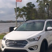 2016 Hyundai Santa Fe Limited Review