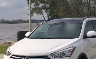 2016 Hyundai Santa Fe Limited Review