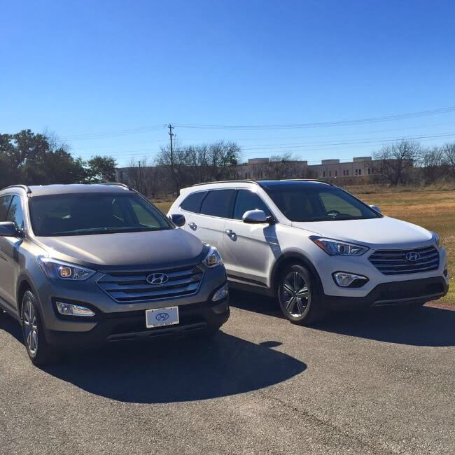 Hyundai Santa Fe Car Review