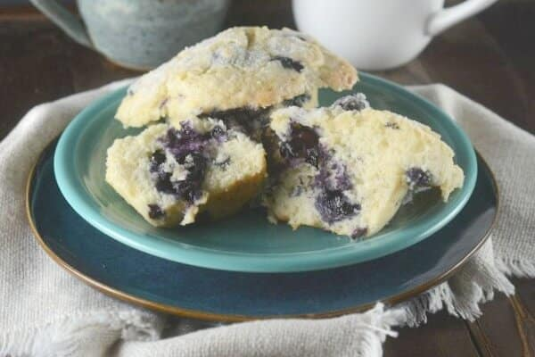 Jordan Marsh Legendary Blueberry Muffins