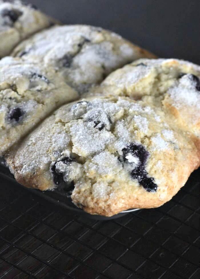 Jordan Marsh Legendary Blueberry Muffins