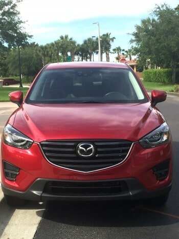 Mazda CX5 Grand Touring AWD