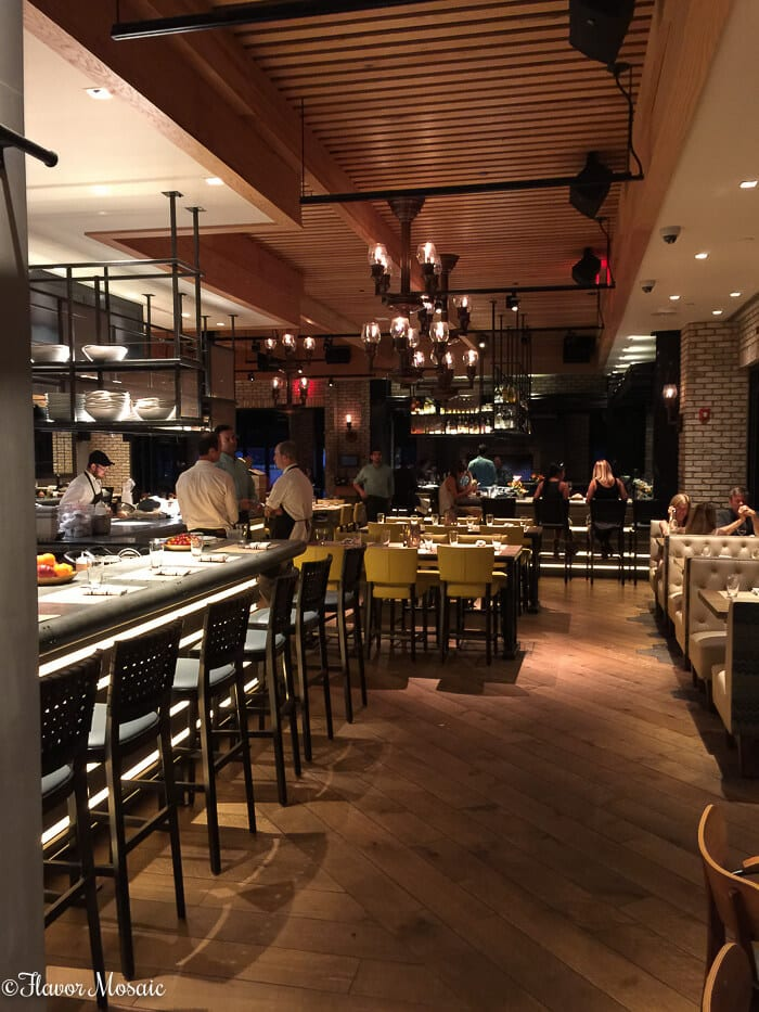 Slate Orlando Restaurant Review