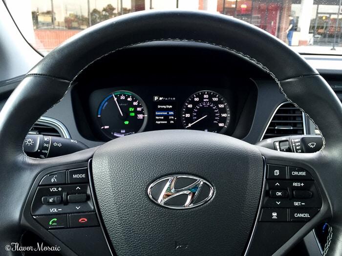 Hyundai Sonata Hybrid Limited Awd Review Flavor Mosaic