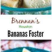 Brennan's Houston Bananas Foster - Flavor Mosaic