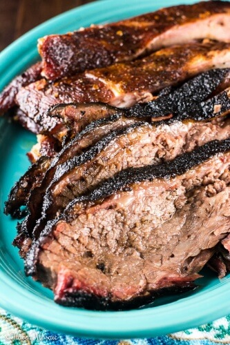 Houston Food Guide - Best BBQ Houston - Corkscrew BBQ