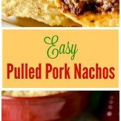 Easy Pulled Pork Nachos by GridiroN Grub Guru - Flavor Mosaic