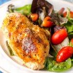 Easy Skillet Chicken Breast Weeknight Dinner