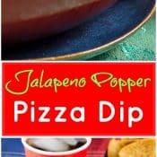 Jalapeno Popper Pizza Dip