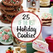 25 of the best holiday cookies