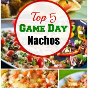 Top 5 Game Day Nachos by Flavor Mosaic